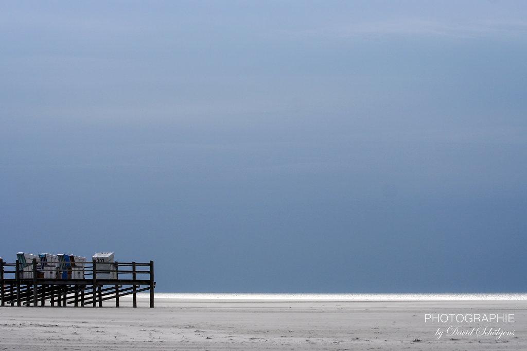 Weite am Strand / vast at beach